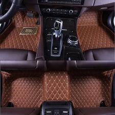 Unique Interior Car Floor Mats Front & Rear UC913 For Cadillac XTS 2013-2016 New