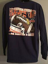 Auburn Tigers War Eagle BCS or Bust 2014 BCS National Championship XL T-shirt