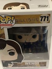 Maggie Siff Wendy Signed Autographed Billions Funko Pop 771
