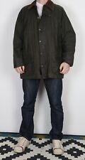 """BARBOUR Beaufort Wax Jacket Chest 46"""" Green XL XXL (CCM)"""