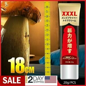 Male XXXL Natural Penis Enlarger Cream Big Thick Dick Growth Faster Enhancement