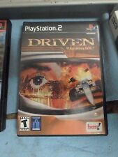 Driven: What Drives You? Game for PlayStation 2 (PS2)*BW-A3