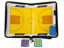 2RGarry Dry Erase Basketball Magnetic Tactical Coaches Marker Board with Marker