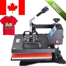 8in1 Heat Press Machine Plate T-Shirt Mug Plate Transfer Sublimation Print Fast