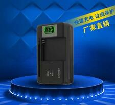 LCD Battery Charger for Pentax Optio S10 S12 VS20 Q Q7 Q10 Q-S1 D-Li68 D-Li122