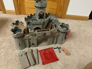 Playmobil Castle playset lot loose incomplete