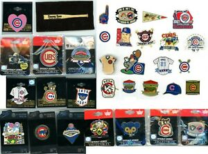 Cubs Vintage Pin Choice Chicago Sosa Wood Wrigley Field Mickey Mouse Soriano