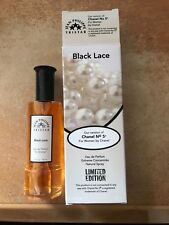 BLACK LACE WOMEN PERFUME 2.5oz COMPARE TO CHANEL No.5 BY CHANEL. (BRAND NEW)
