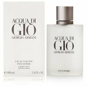 Giorgio Armani Acqua Di Gio Cologne for Men 100ml EDT Spray
