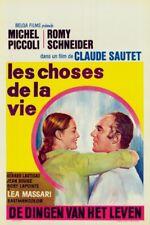 Affiche -  CHOSES DE LA VIE (les) - 36x56cm