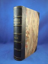 Harper's Monthly 1851, First Appearance of MOBY DICK by Herman Melville