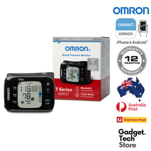 OMRON 7 Series® BP6350 Wireless Bluetooth Wrist Blood Pressure Monitor