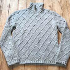 Loro Piana - Women Turtleneck Sweater 100% Cashmere -Small - Very Good Condition