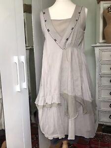 Bohemia Designer Tunic/dress L