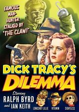 Dick Tracy's Dilemma NEW DVD