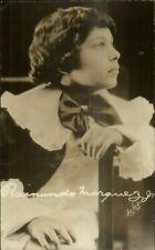 Actor? Rainundo or Raimundo Marquez Jr. Real Photo Postcard xst