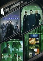 4 Film Favorites: The Matrix Collection [New DVD] Widescreen