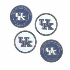 "KENTUCKY WILDCATS BALL MARKERS ""NEW"" 4 PACK SPECIAL ""MERRY CHRISTMAS"""