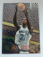 KEVIN GARNETT 1995-96 Fleer Metal Rookie #167 Timberwolves Celtics RC