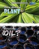 How Does a Plant Become Oil? Paperback Tagliaferro