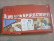 Vintage Spirograph Set Denys Fisher 1967 Completo Buen Estado