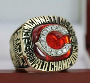 Premium Series 1990 CINCINNATI REDS WORLD SERIES CHAMPIONSHIP RING 7-16S