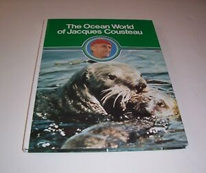 Ocean World of Jacques Cousteau: The Act of Life Vol. 2 by Jacques Cousteau...