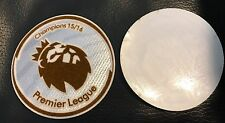 2015/16 Premier League Champions Sleeve Badge Patches Leicester City