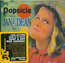 JAN & DEAN Popsicle CD NEW SUNDAZED SURF JAN BERRY DEAN TORRENCE