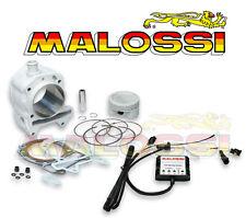 Satz Zylinder MALOSSI Ø74 alu 209 CC AXE 15 Piaggio mp3 beverly vespa GTS 125