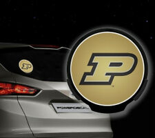 Purdue Boilermakers Light-Up Power Decal [NEW] NCAA Car Powerdecal Emblem CDG