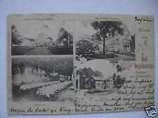 AK Bad Oenhausen Kurhotel 1899