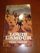 Louis L'AMOUR - DARK CANYON