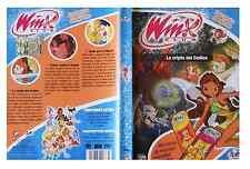 DVD WINX  Seconda Stagione - La Cripta del Codice