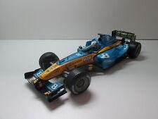 1/18 Renault F1 R24 #8 Fernando Alonso 2004 Hot Wheels + Mild Seven Decals
