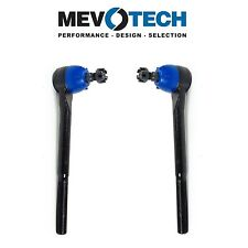 For Chevy GMC Pontiac Pair Set of 2 Front Inner Standard Tie Rod Ends Mevotech