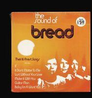 VINYL LP Bread - Sound Of Bread Their 16 Finest Songs Warner 1st PR SHRINK NM