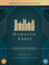 Downton Abbey Movie and TV Collection DVD Region 2