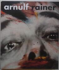 Arnulf Rainer - Retrospettiva 1948 - 2000 - P. Weiermair - Hopefulmonster - 2001