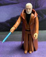 Star Wars Vintage 1977 Ben Obi-Wan Kenobi Figure Kenner Complete NICE!!!