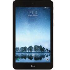 """LG G Pad F2 LK460 8.0"""" 16GB Black (Sprint) Wi-Fi 4G LTE Android Tablet"""