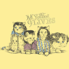 My So-Called Life 9 Lives Kitty Cat Claire Danes Jared Leto New Teefury T-Shirt!