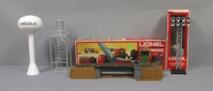 Lionel O Gauge Assorted Trackside Layout Accessories [4]