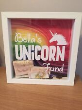 Personalised Money Box - Unicorn Fund