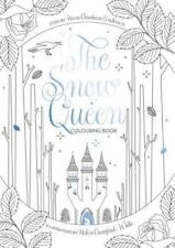 The Snow Queen Colouring Book, Crawford-White, Helen
