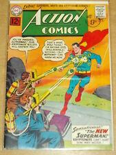 ACTION COMICS #291 VG (4.0) DC SUPERMAN AUGUST 1962<