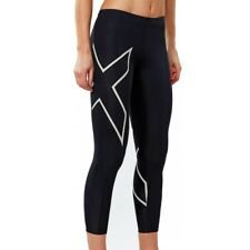 New 2XU Women Compression 7//8 Tights Lady Sports Gym Fitness All Sizes