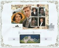 NEVIS 5 MARCH 2014 DOWNTON ABBEY M/SHEET O/S VLE BENHAM FIRST DAY COVER