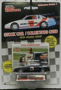 DALE EARNHARDT SR RACING CHAMPION #1 SERIES NASCAR CHEVY GOODWRENCH MONTE CARLO