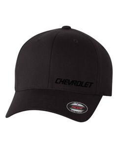 CHEVROLET CHEVY MOTOR   FLEXFit HAT ---FREE SHIPPING---